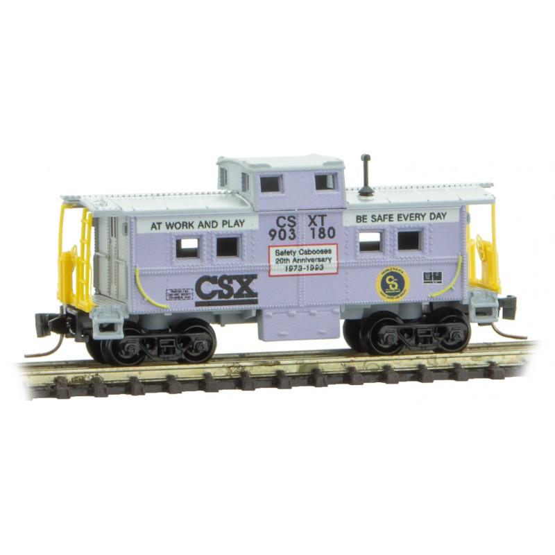 Micro Trains Caboose Z