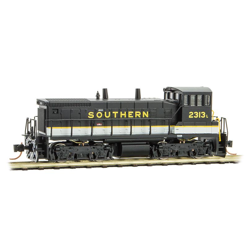 Micro Trains, Lokomotiven, Güterwagen, Personenwagen,  Zugpackungen