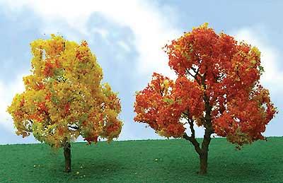 JJT Bäume + Planzen + Blumen Spur O
