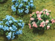 JTT Flowers and Plants, HO Scale