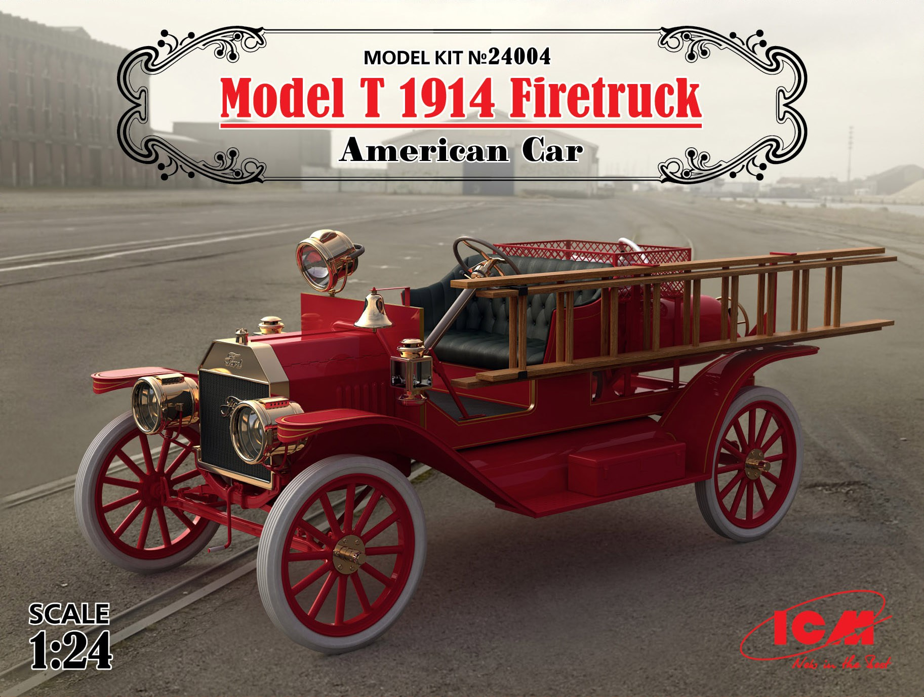 Kits 1:24, Cars, WWI, WWII, Figures
