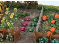 Garden-Landscape-Scenen, Create your Wold, one size HO-O, Kit