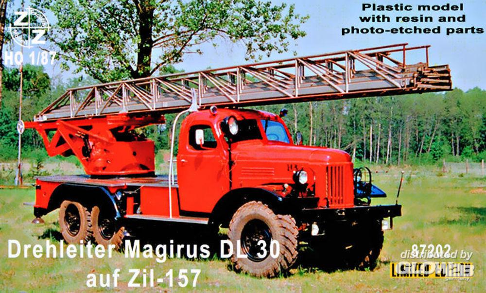 Bausätze 1:87 Feuerwehr