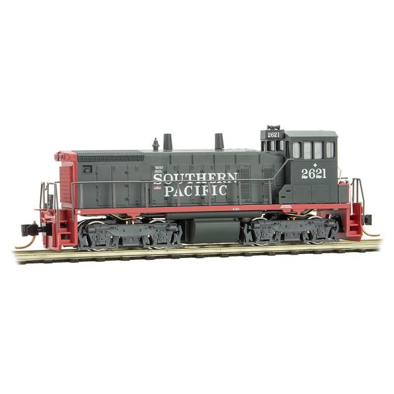 Diesellokomotiven Spur N