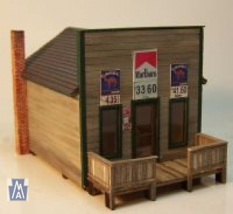 2038 HO Toms Country Store Bausatz