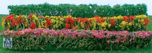 95510 HO Flower Hedges
