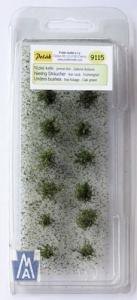 9115 Polak niedrige Sträucher,  fein, eichengrün
