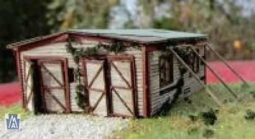 3054 N Redneck Garage Bausatz