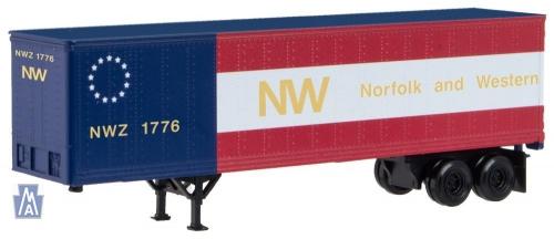 45000150 Norfolk Western (trailer) rd#1776