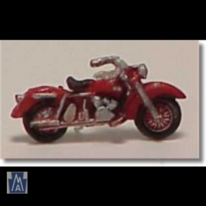 28 N Classic American Motorcycle (1958) Bausatz unbemalt