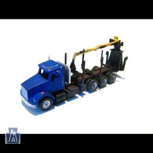 4023 Z KW Logging Truck Bausatz unbemalt