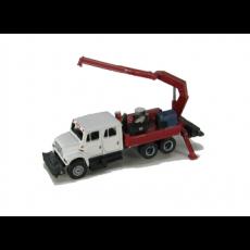 4011 Z I Type Crew Cab MOW Bausatz