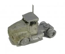 23 N KW (T600) 2 Axle, Bausatz
