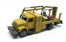 49 N I Type MOW w/Material Handling Crane, Bausatz