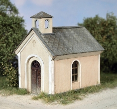 91510 kleine Kapelle, Bausatz, TT