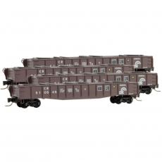 994 00 101 Conrail Four Car Runner Pack
