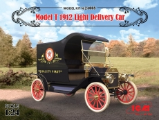 Model T 1912 Light Delivery Car, Bausatz