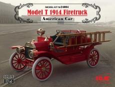 Model T 1914 Firetruck, Bausatz
