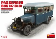 38005, Passenger Bus GAZ-03-30 in 1:35 [6469005], Bausatz