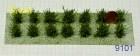 9101 niedrige Sträucher, fein, Savanne grün