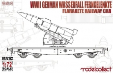 8085072172 WWII German Wasserfall, Plastic Kit,