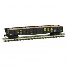 522 00 242 Z Scale CSX w/load - Rd#704793
