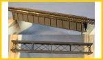 31030 (30 Ft straight Girder bridge), Bausatz