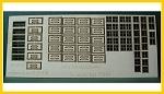 6980 TT  Windows Bausatz, Lasercut