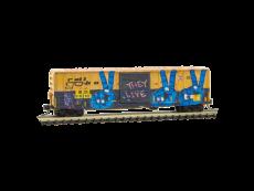 510 45 223  Railbox Graffiti Series #2 Car #11 World Peace Day