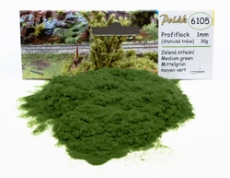 6105 Profiflock 1mm medium green