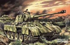 3315361 / 35361 PzKpfw. V Panther Ausf. D, Bausatz