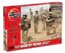 1503701/03701 Infantry Patrol , Bausatz, 1:48
