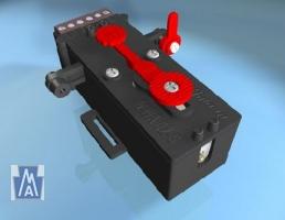 Motorischer Weichenantrieb MWA 02 S