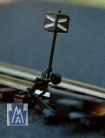 21131 HO Points signal for Symetrische außenbogen Weichen Tillig