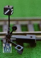 11131 HO Weichensignal für symetrische außenbogen Weiche Peco