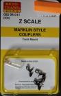 00204011 (908) Austauschkupplung Märklin kompatibel