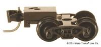 00410021 Drehgestell Bettendorf schwarz