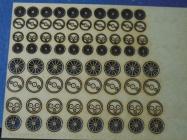 4516 Z Wagon Wheels (36 Assortment Pack) Bausatz