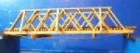3028 55Ft span Truss Rod Bridge N Bausatz