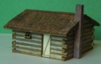 3016 Small Log Cabin (1) N Kit
