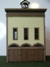 3037 N Silver Cliff Firehouse/Town Hall Bausatz