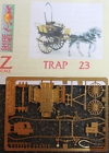 90023 Z Pony & Trap Buggy, Kit, Brass
