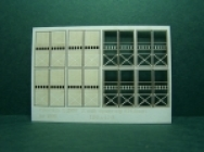 4986 Z Door Sheet, Bausatz, Laser Cut