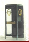 96625 Spur N, Modern Telephone Box, Telefonzelle, Messing, Bausatz