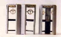 96628 Spur N, Triangular Telephone Box, Messing, Bausatz