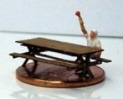 3515 N Picnic Table, Bausatz