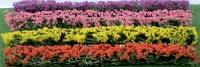 95509 HO Blossom Hedges, blühende Hecke