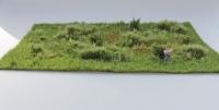 9817 Waldschlag, (TT/N)  26x20cm/ 0.25-0.6mm