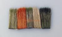 5669 Schilf Farbmischung 5 cm / 0.25-0.6mm