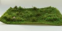 9818 Waldschlag, (TT/N) 26x20cm/ 0.25-0.6mm